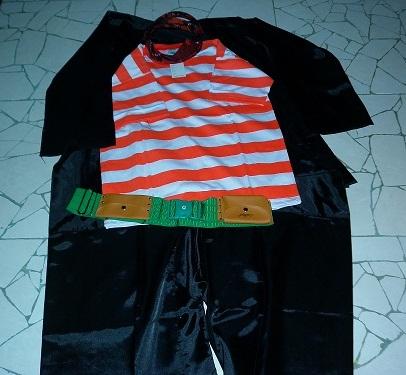Pakaian Khas Madura - Baju Sakera 3