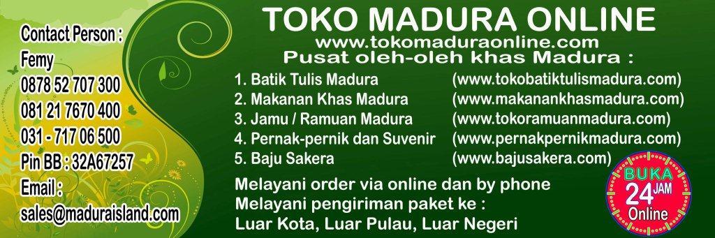 Toko Madura Online