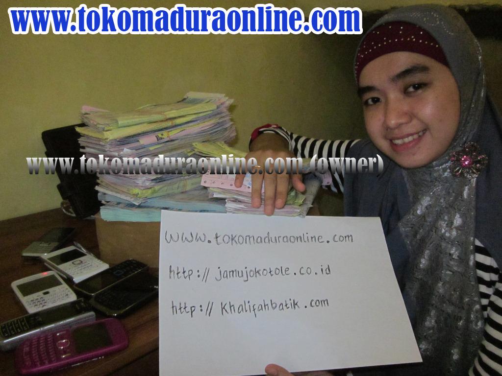 Profil Ramuan Madura Tongkat Toko Online Jual Batik Dan