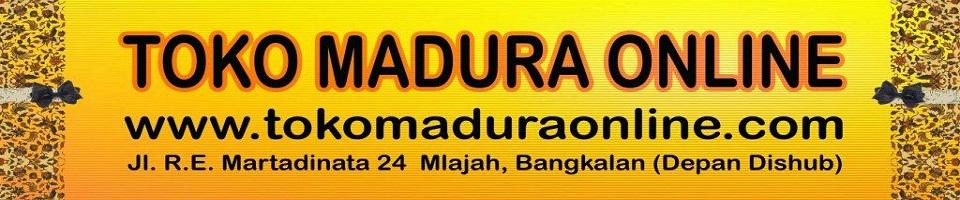 Ramuan Madura | Tongkat Madura